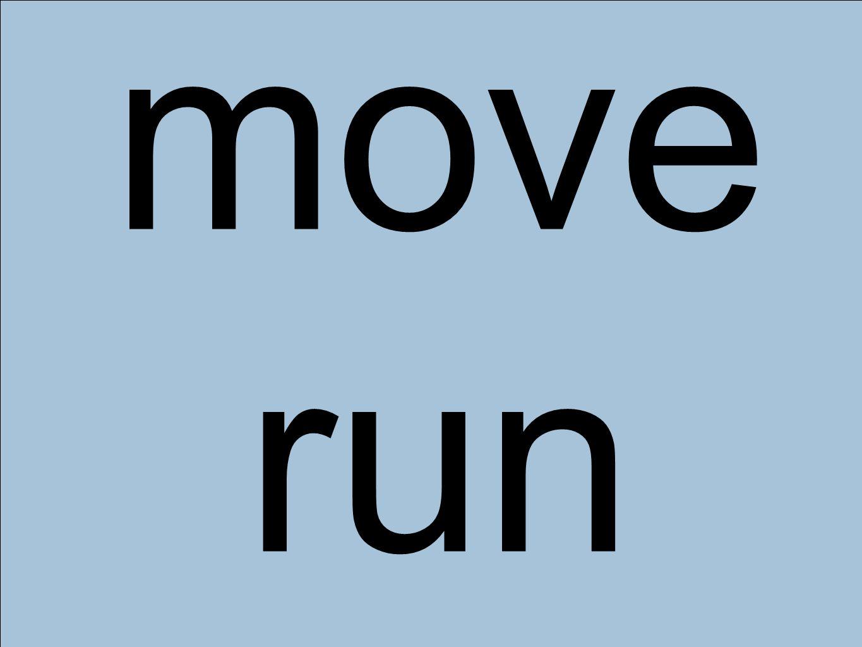 move run
