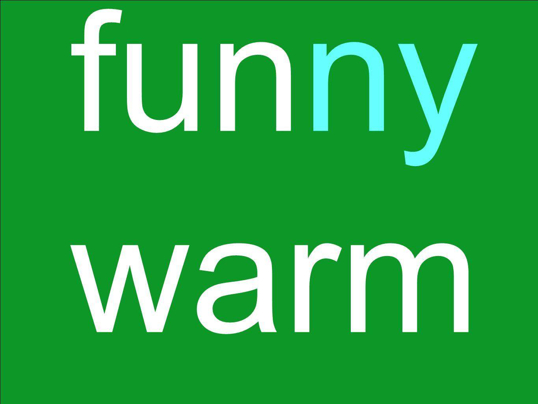 funny warm