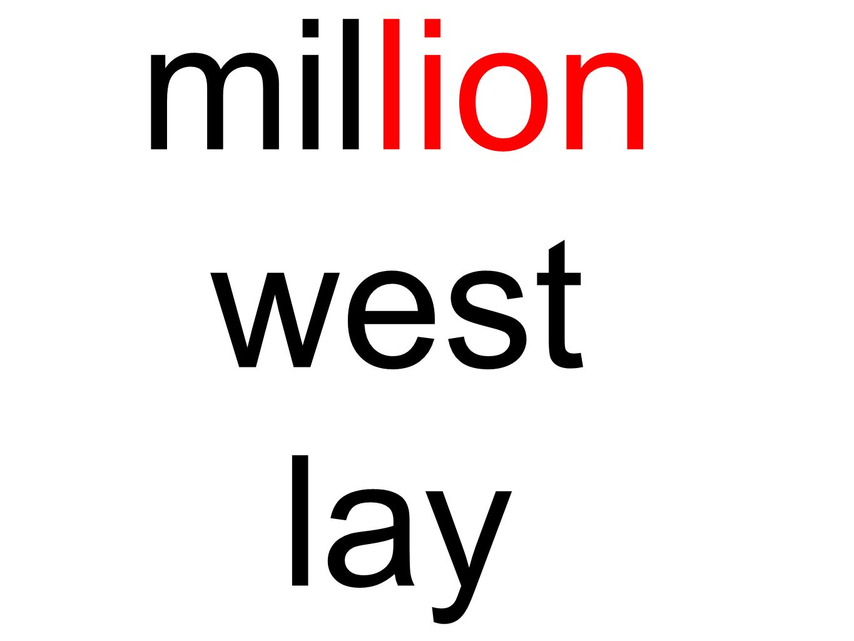 million west lay
