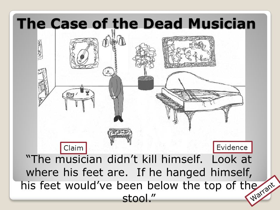 The Case of the Dead Musician