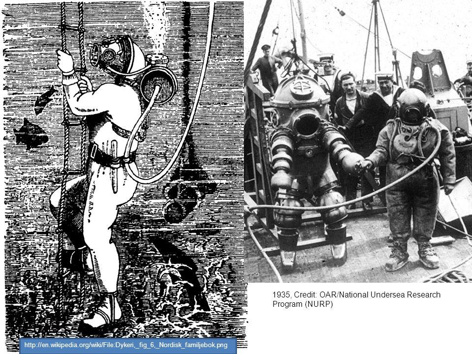 1935, Credit: OAR/National Undersea Research Program (NURP)
