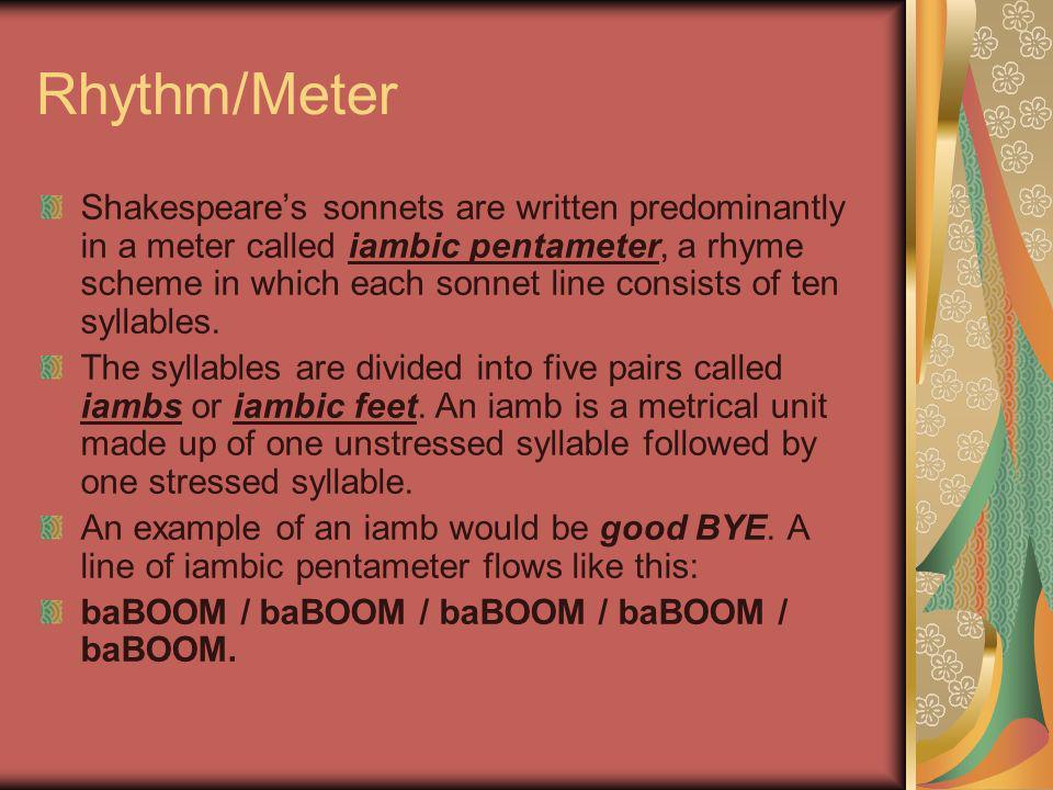 Rhythm/Meter