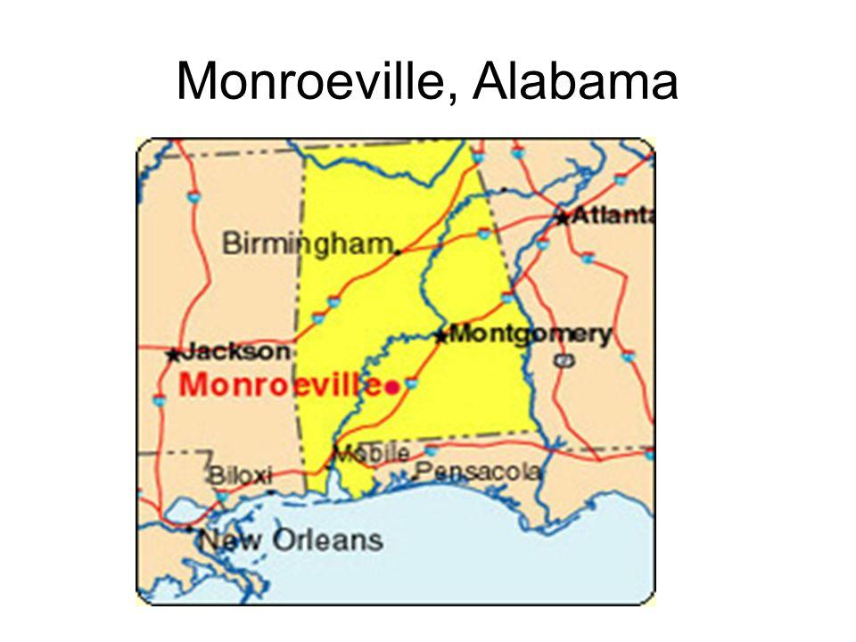 Monroeville, Alabama