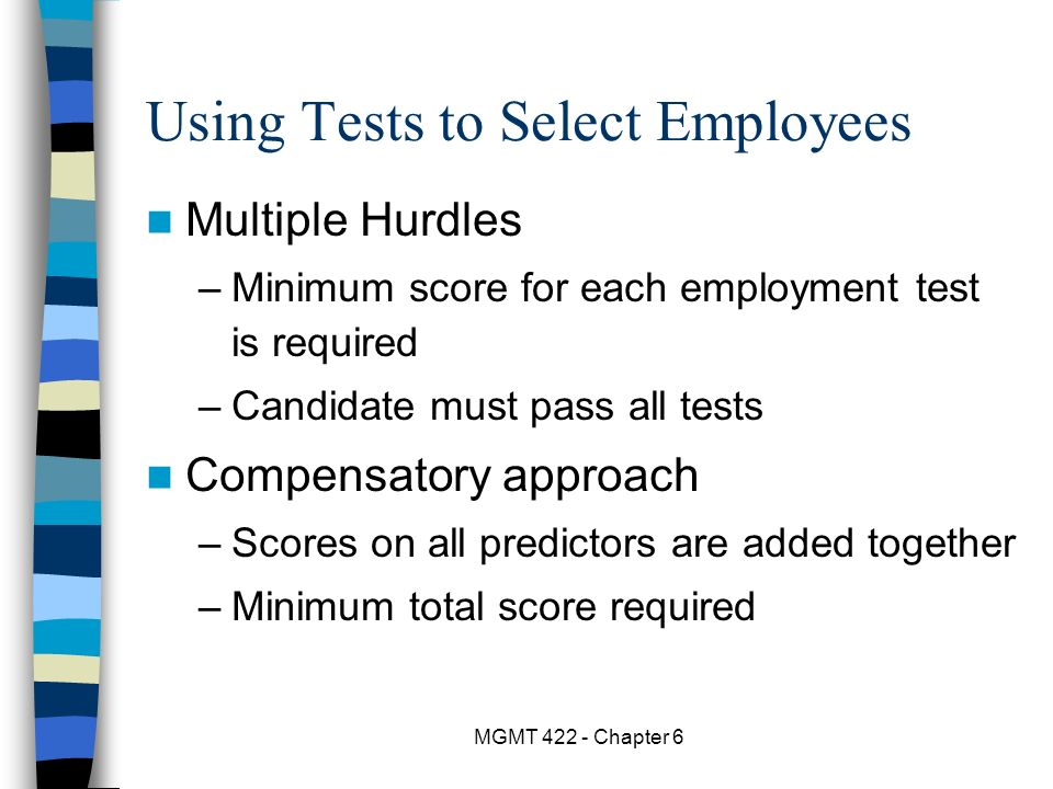 advantages and disadvantages in administering honesty test towards employees The washington post: weighing the pros and cons of taking a personality test at work lily garcia cornell university hr review: personality tests in employment selection -- use with caution michigan state university: personnel psychology -- are we getting fooled again.