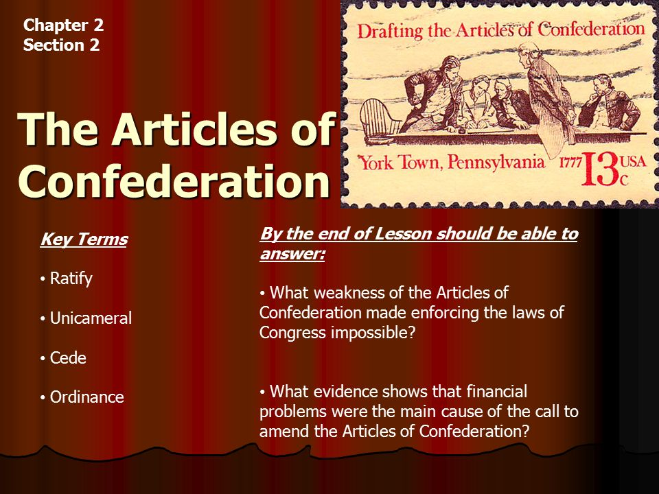 problems articles confederation were addressed constitutio And the constitution there were many problems under articles of confederation that were addressed by the of the articles of confederation and the.