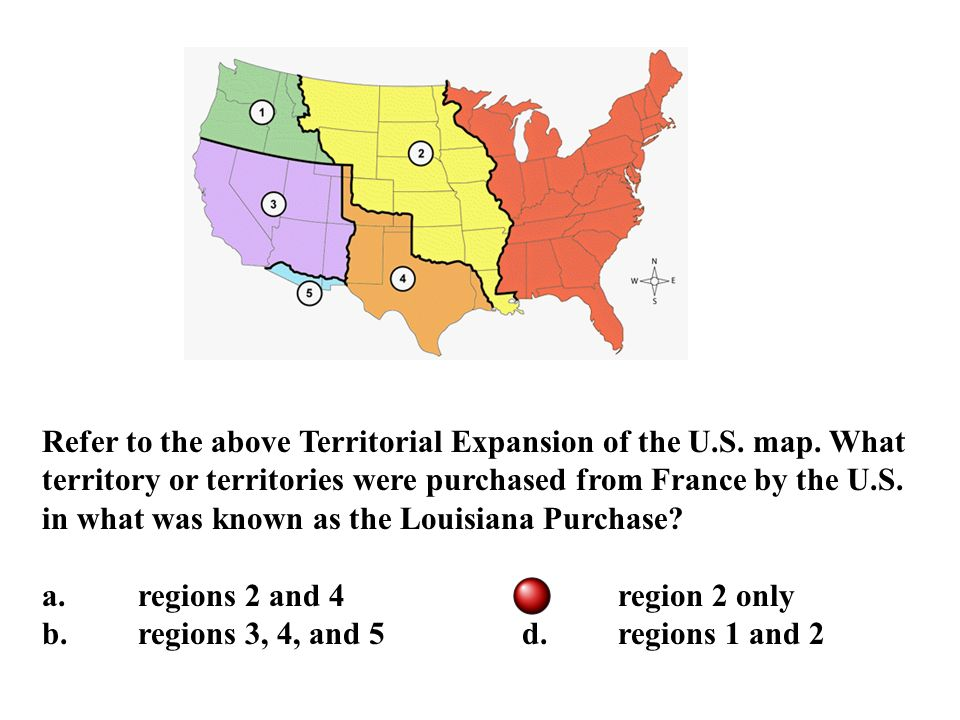 territorial expansions