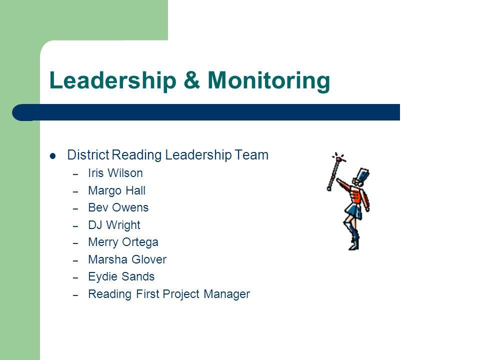 Leadership & Monitoring