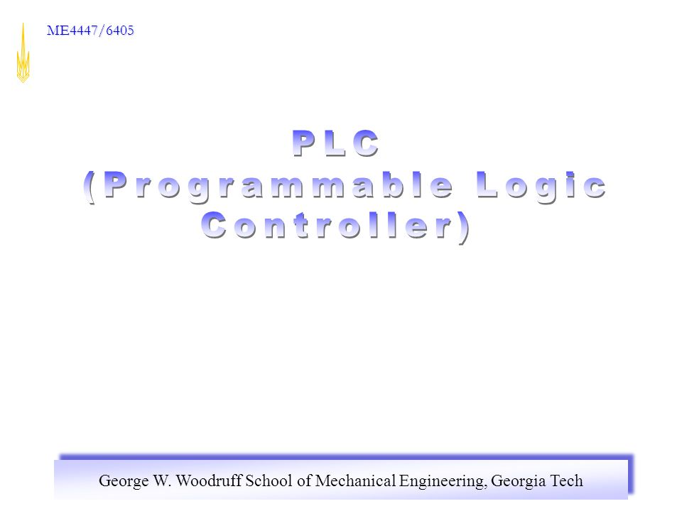 Plc Programmable Logic Controller Ppt Download