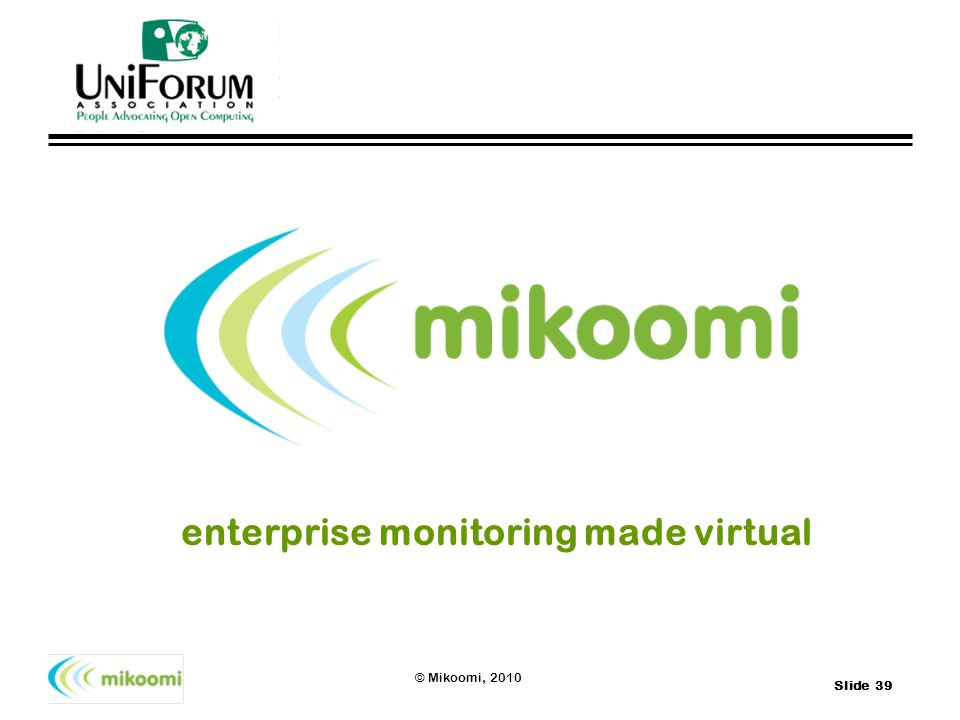 enterprise monitoring made virtual