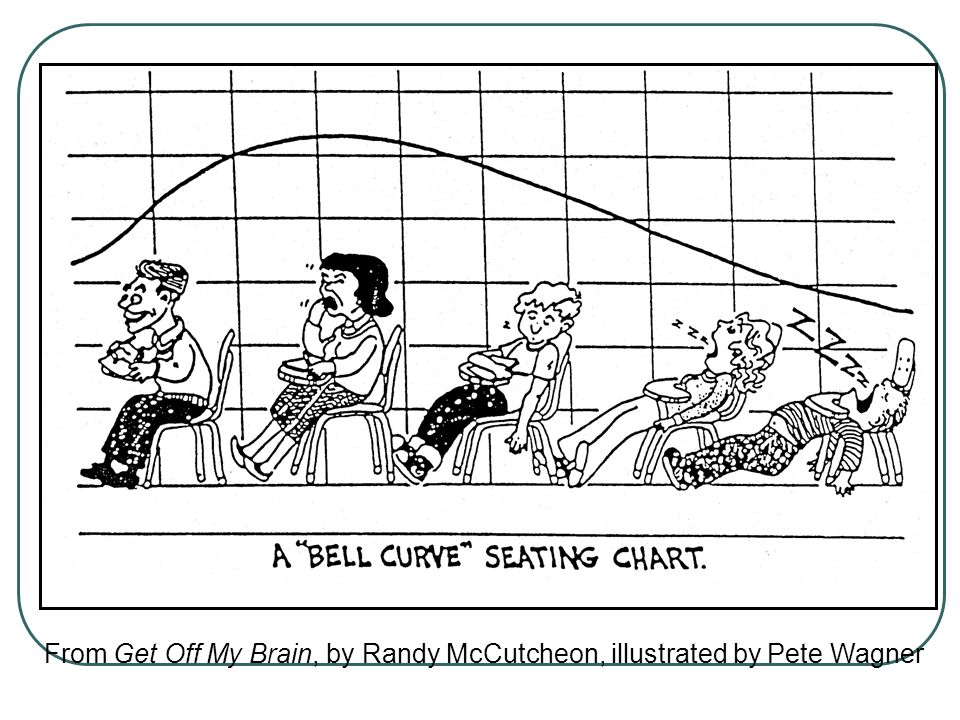 From Get Off My Brain, by Randy McCutcheon, illustrated by Pete Wagner