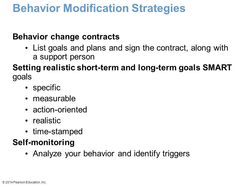 self change program behaviour modification Advances in preventive medicine  there is little literature describing its practical use in a behavior change program  and personalized lifestyle modification.