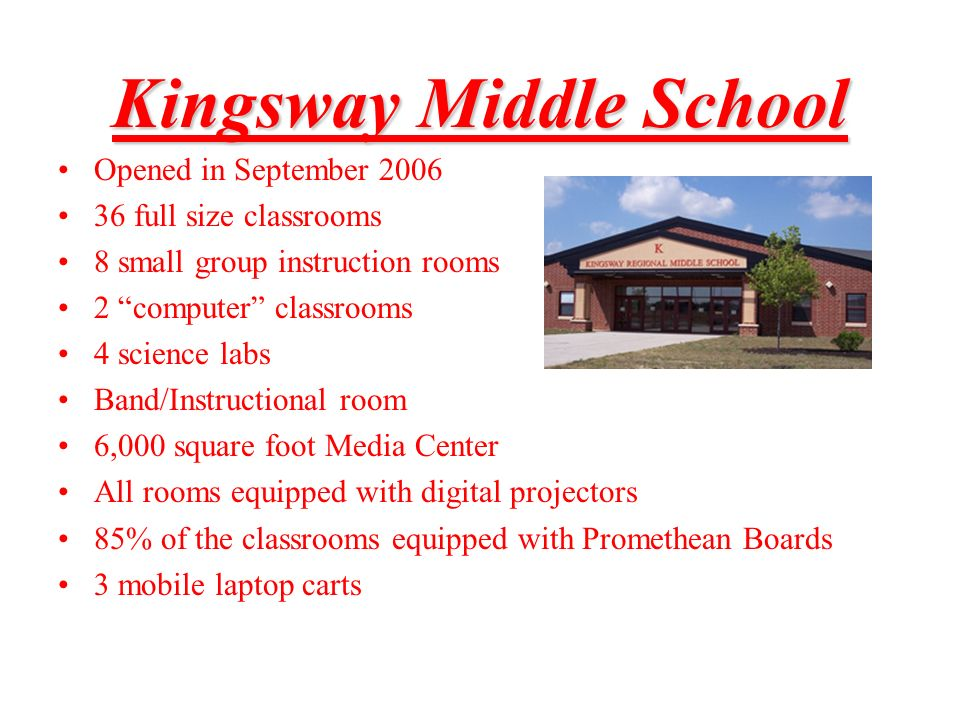 Kingsway Middle School