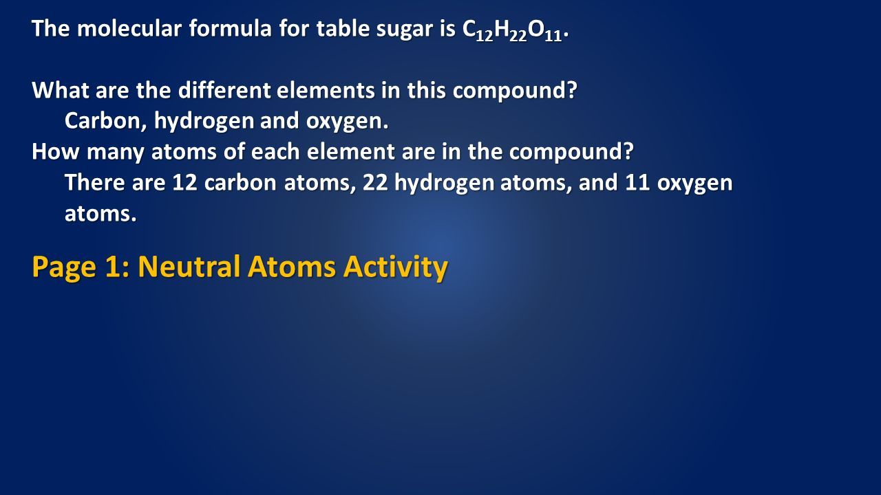 Geo 143 lab 3 atoms and molecules ppt video online download 11 page gamestrikefo Image collections