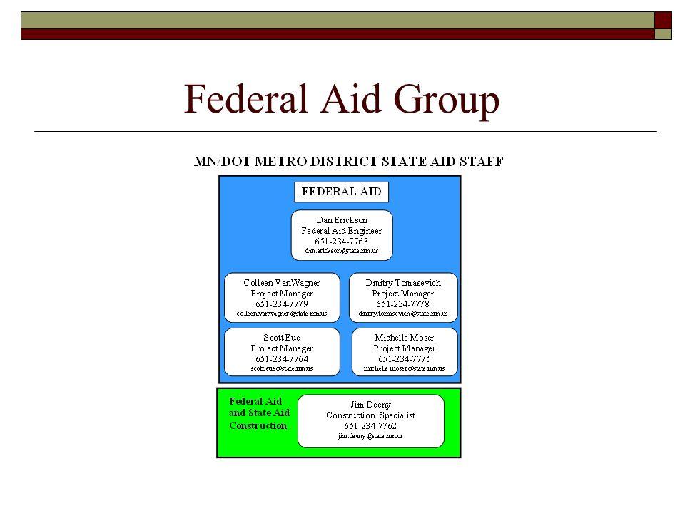 Federal Aid Group