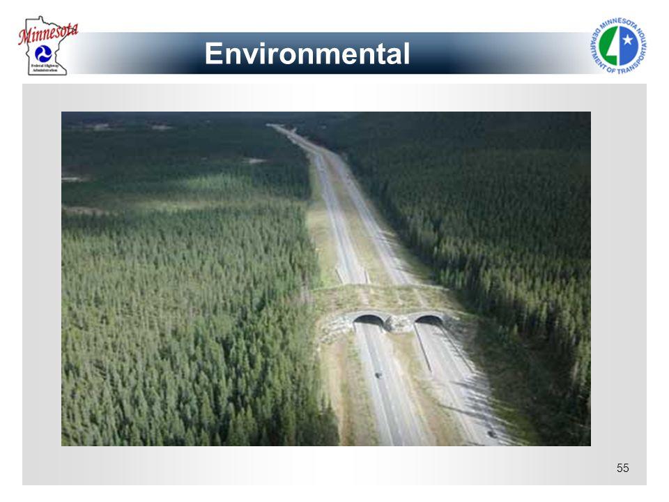 Environmental copy