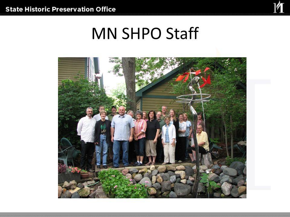 MN SHPO Staff
