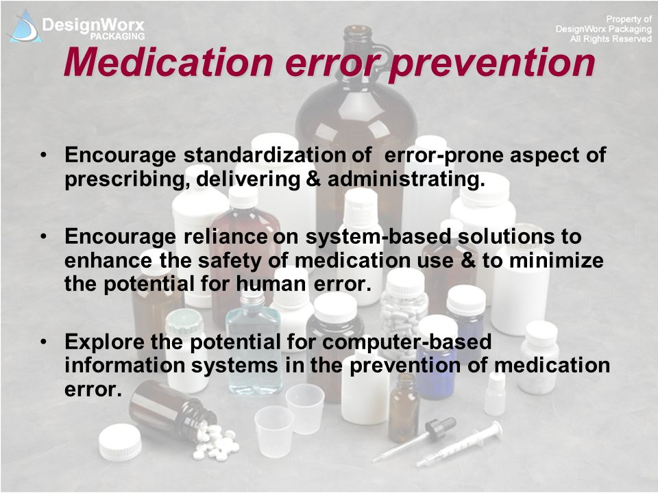 Medication Errors Prepared By Abdullhadi Burzangy Ppt
