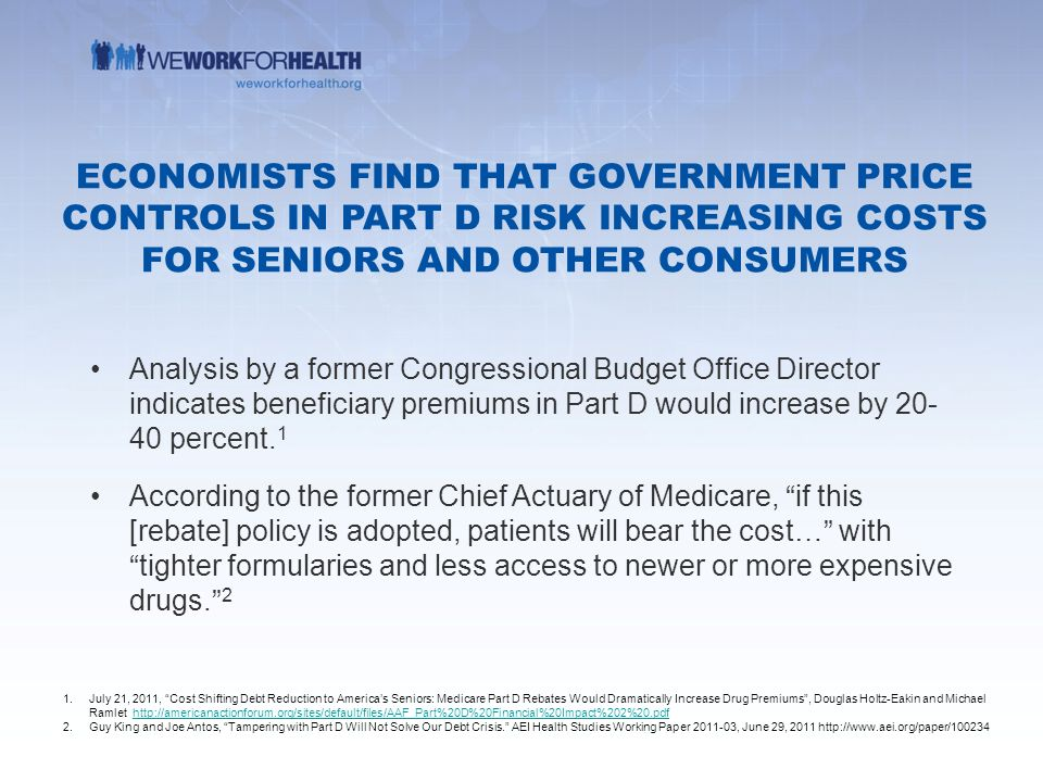 Medicare part d ppt video online download medicare part d has avoided the type of government imposed access restrictions common ccuart Gallery