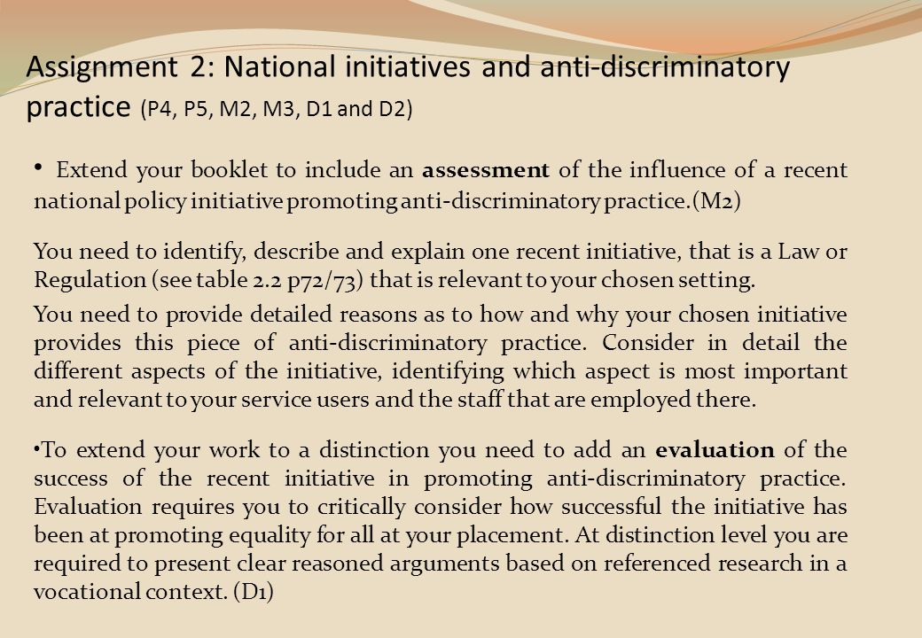 how is anti discriminatory practise promoted in health and social care setting About diversity and inclusive practice  greater social inclusion is associated with better mental health outcomes to support social  anti-bias and social.