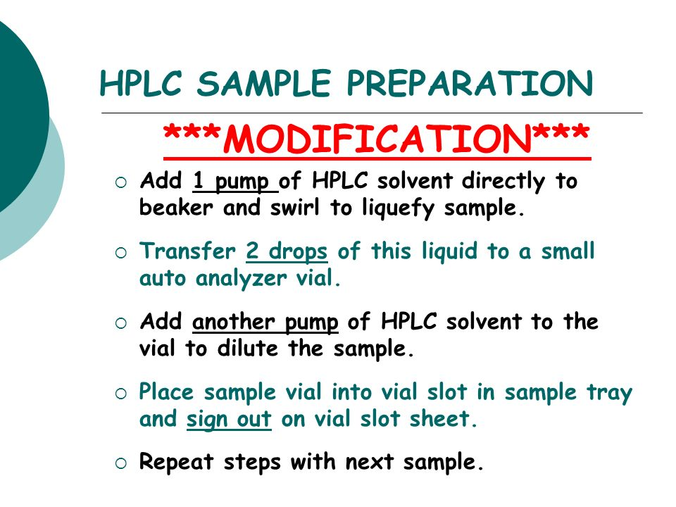 COLUMN CHROMATOGRAPHIC PURIFICATION OF NITROANILINES - ppt download