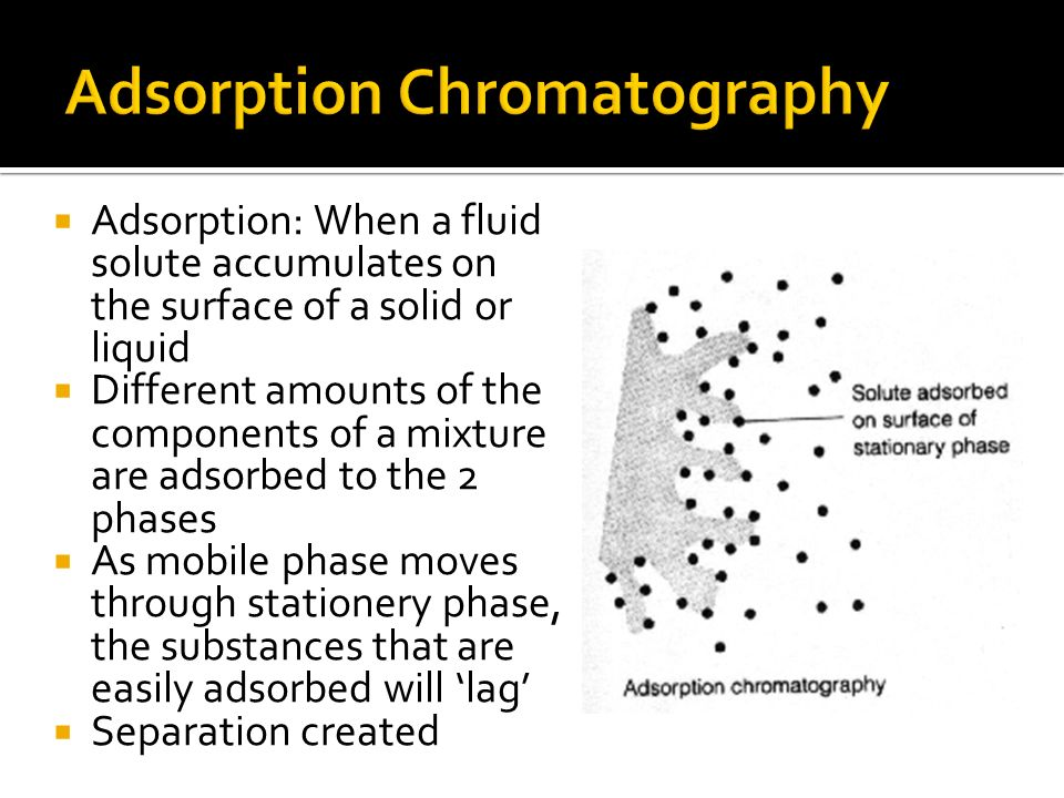 Chromatographic Separation - ppt download