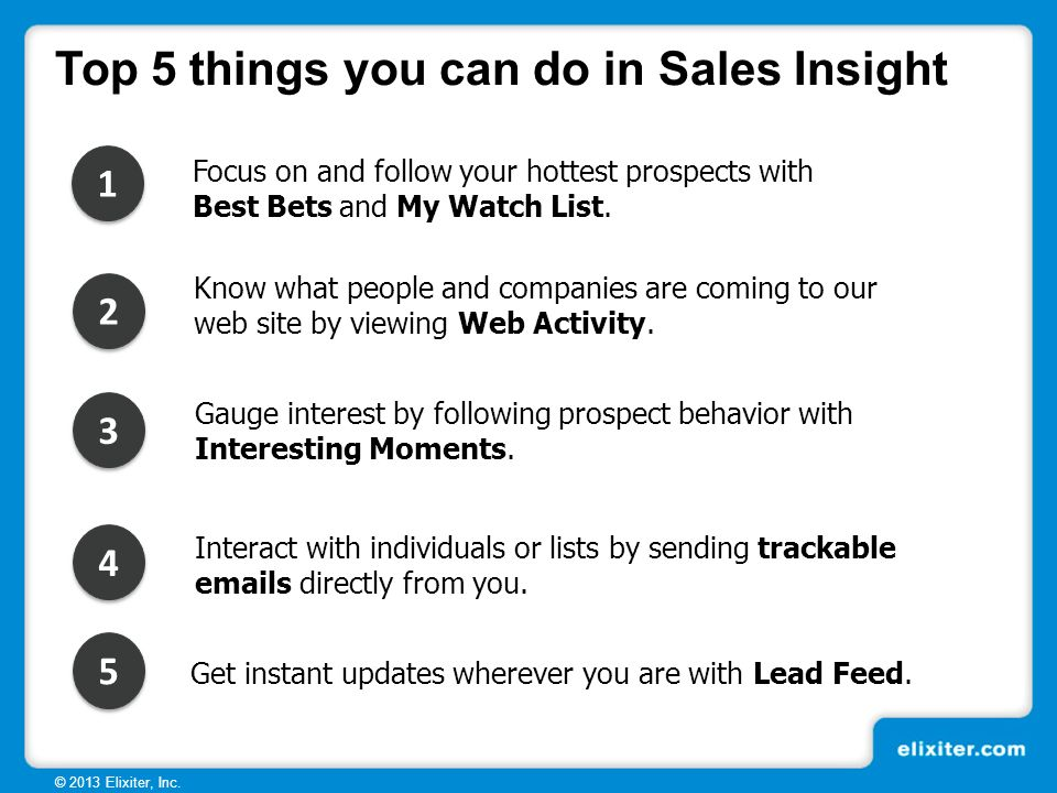 Marketo Sales Insight Benefits and Overview Demo for Sales Teams ...