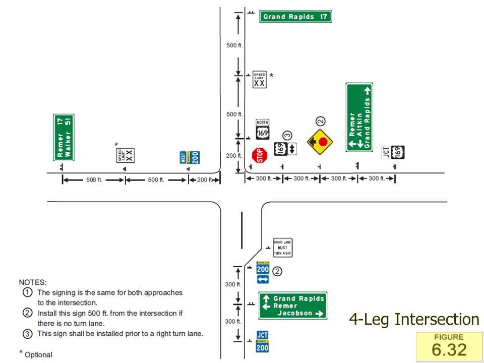 4-Leg Intersection