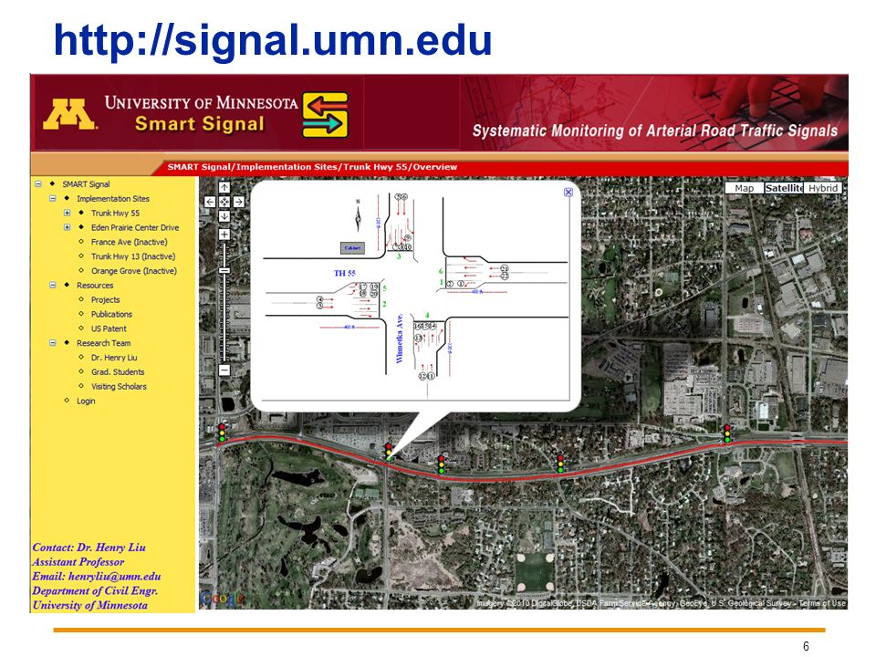 http://signal.umn.edu 32-bit Micro Controller Ethernet Interface