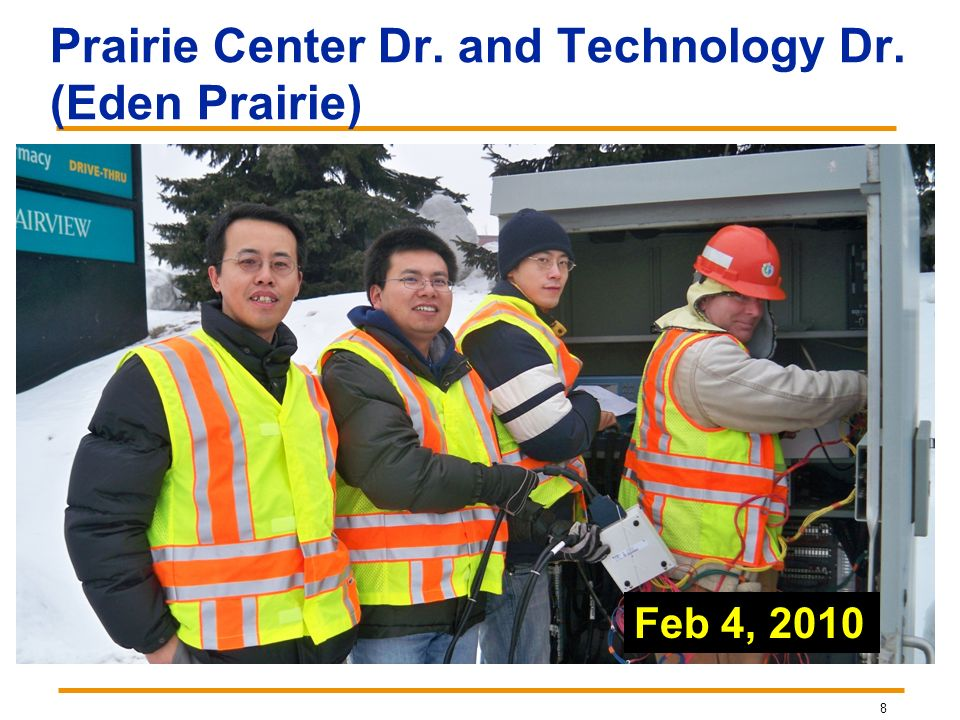 Prairie Center Dr. and Technology Dr. (Eden Prairie)