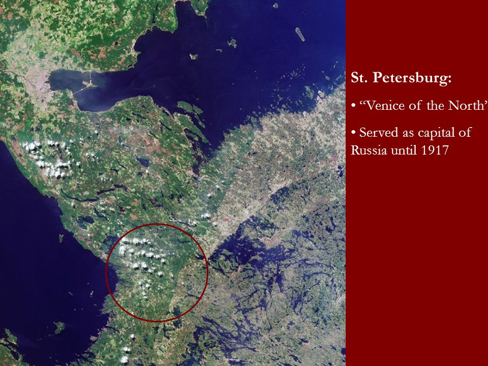 St. Petersburg: Venice of the North