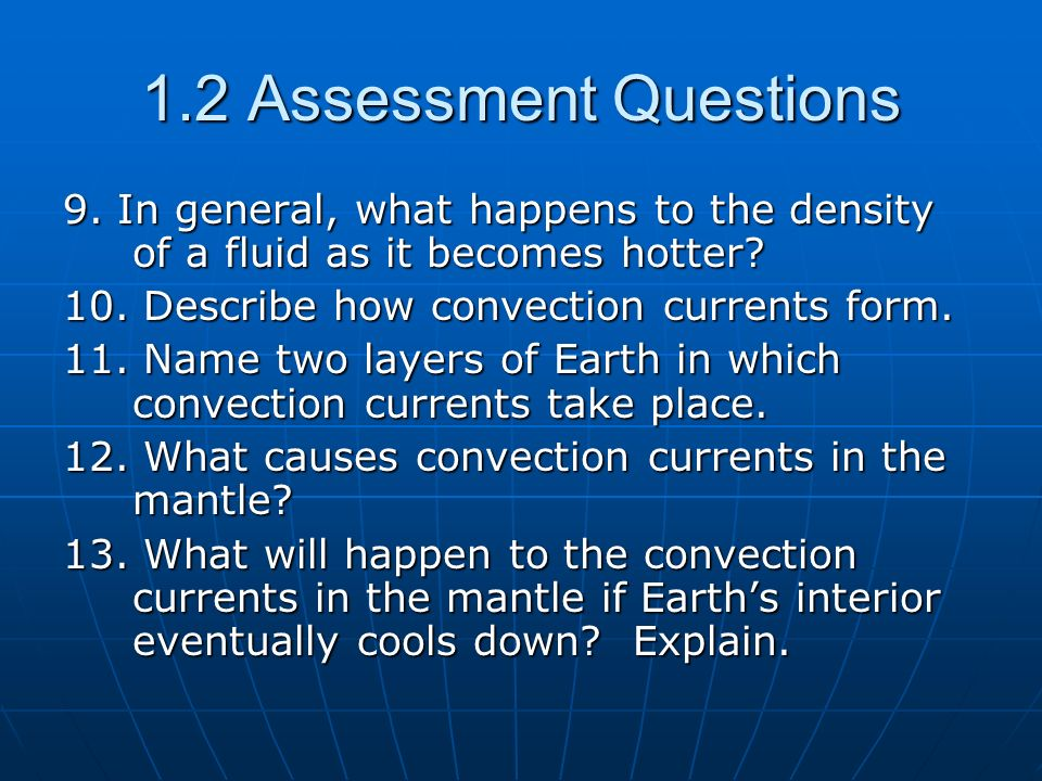 Plate Tectonics Section 1: Earth's Interior - ppt video online ...