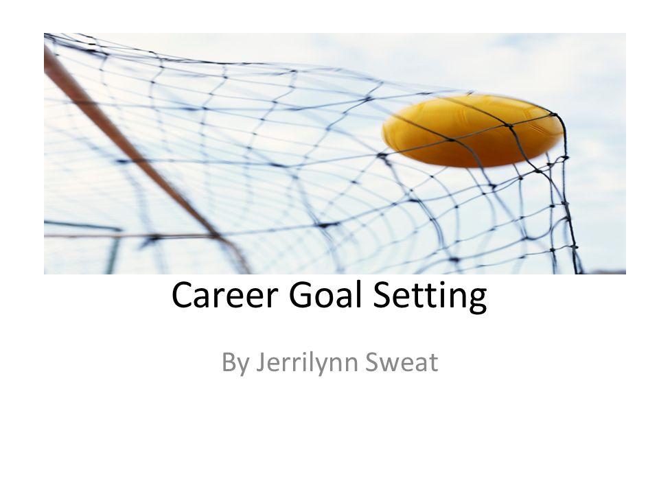 career goal
