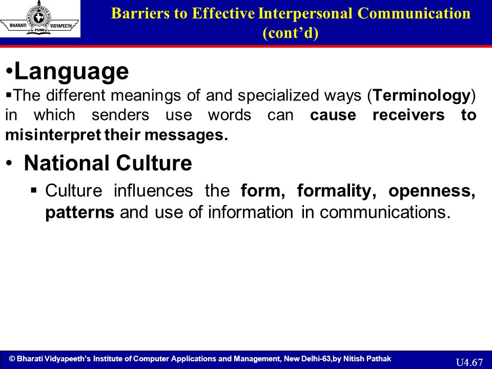 effective communication and interpersonal interactions At the end of the day, the key to effective interpersonal communication comes  down to practice we interact with people every day some interactions can go  well.