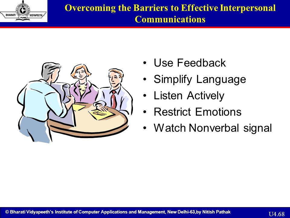 Barriers to effective communication in organizational behavior