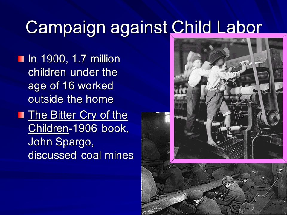 Campaign against Child Labor
