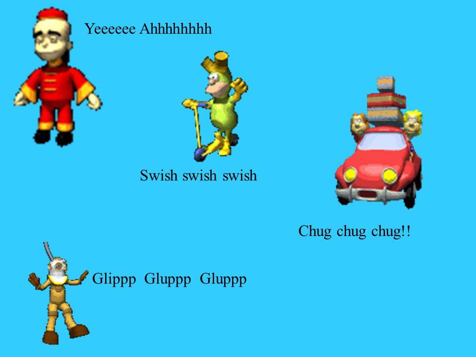 Yeeeeee Ahhhhhhhh Swish swish swish Chug chug chug!!