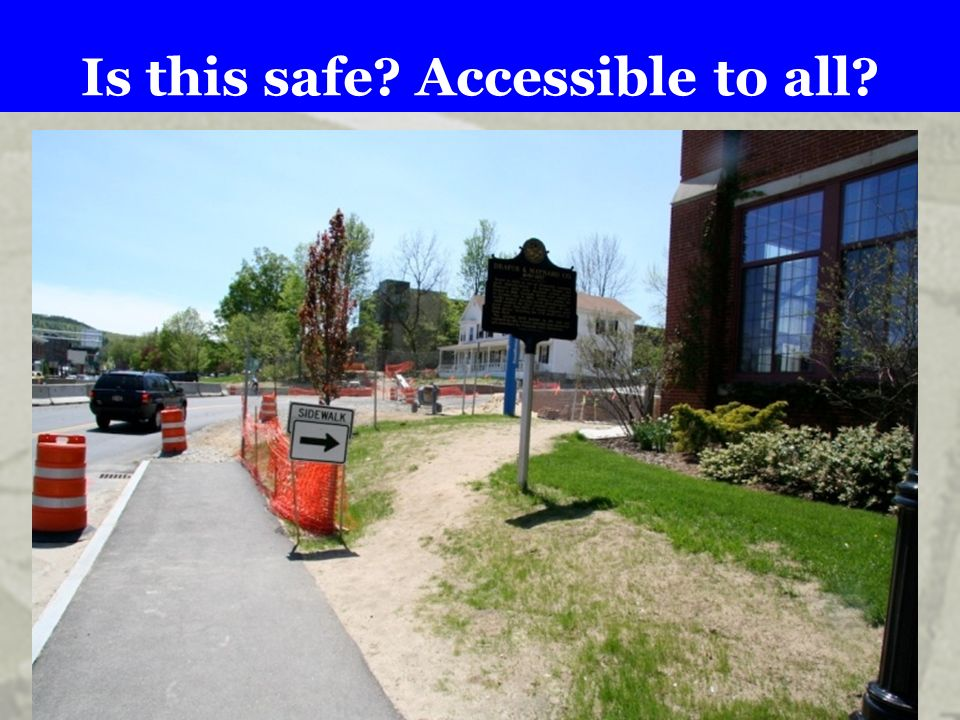 Is this safe Accessible to all