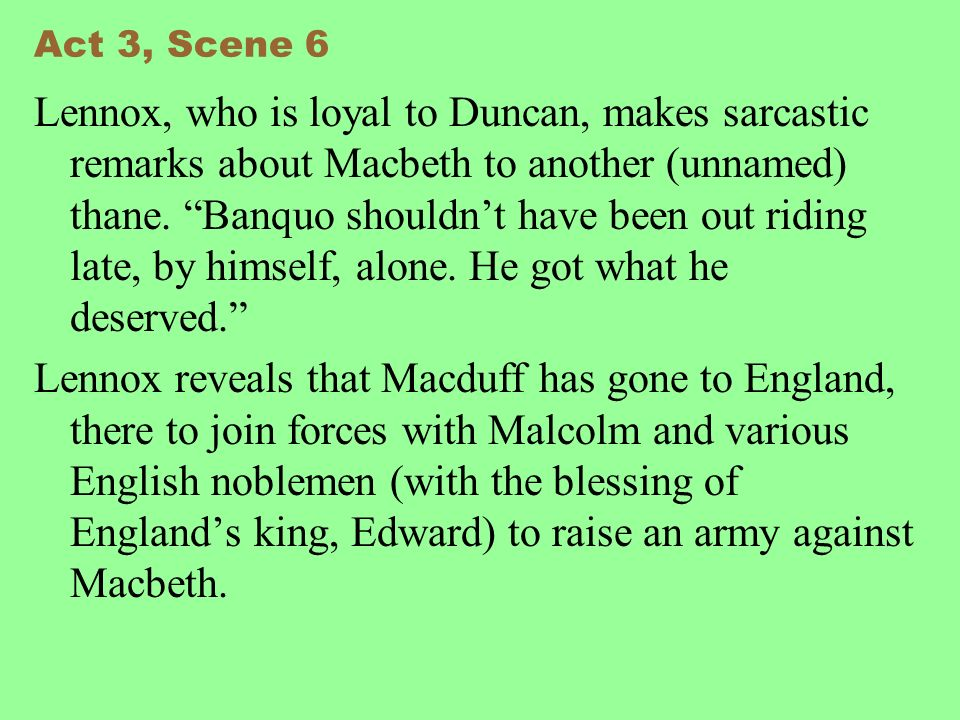 Act 3, Scene 6