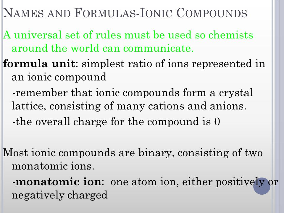 Chemical Bonding Chapters 8-9 (Ionic, Covalent) - ppt video online ...