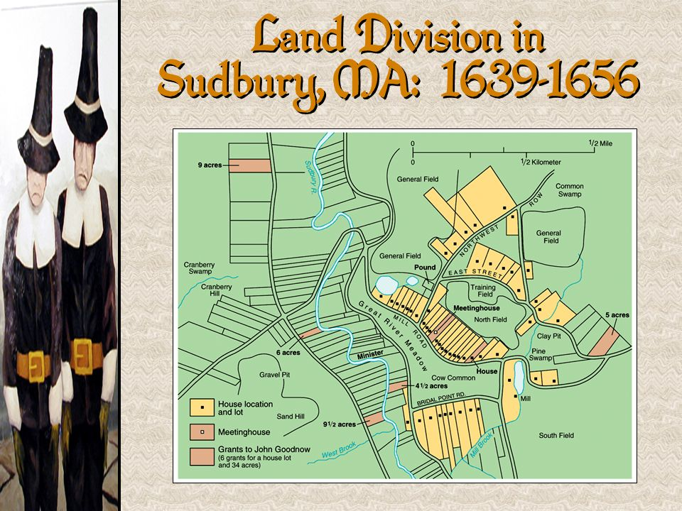 Land Division in Sudbury, MA:
