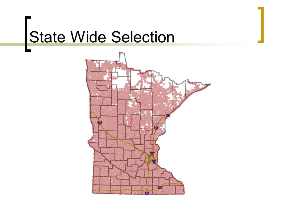 State Wide Selection