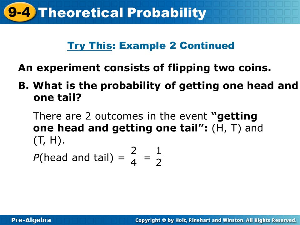 Try This: Example 2 Continued