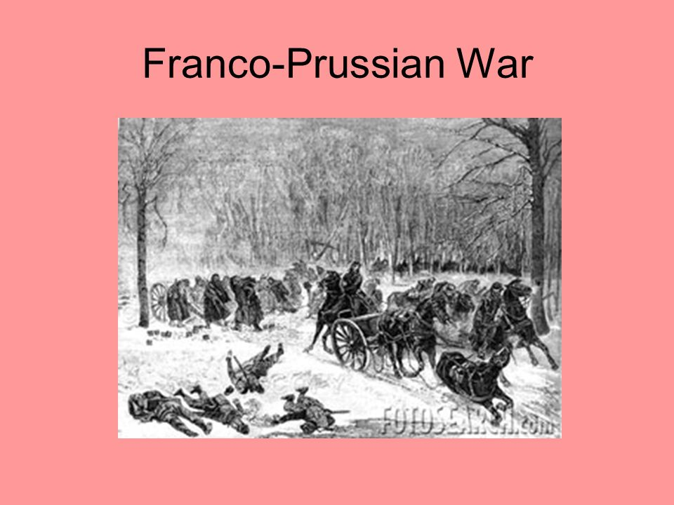 Franco-Prussian War