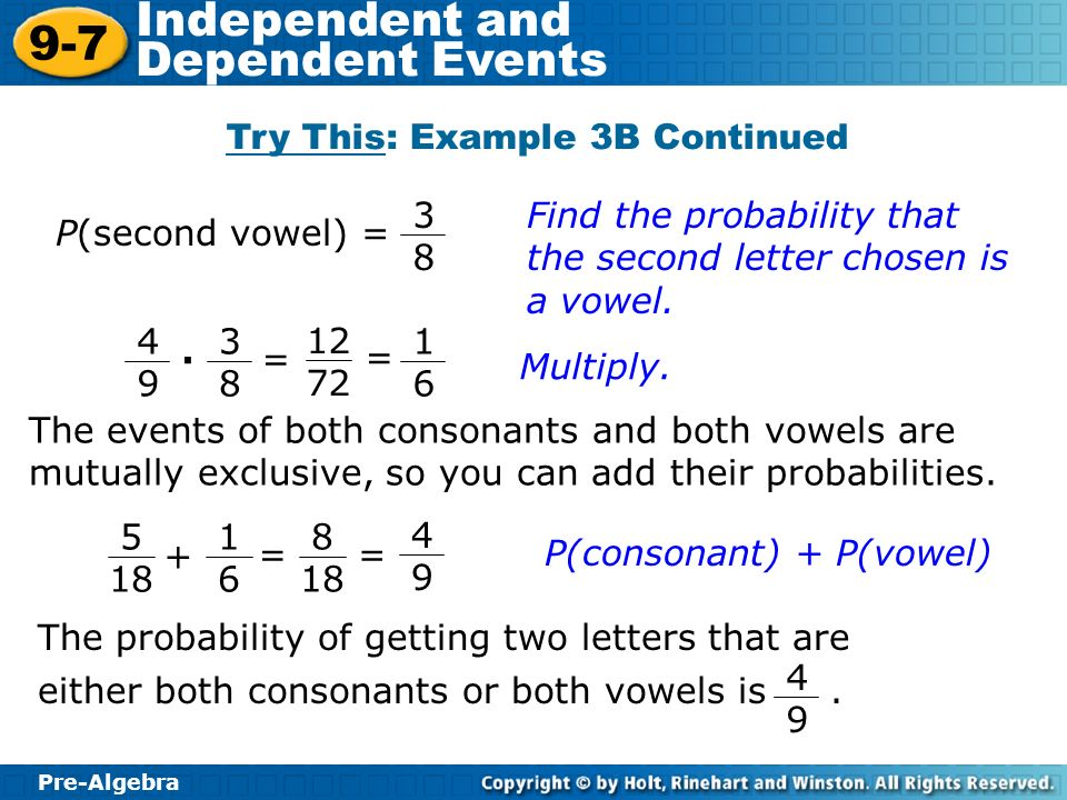 Try This: Example 3B Continued