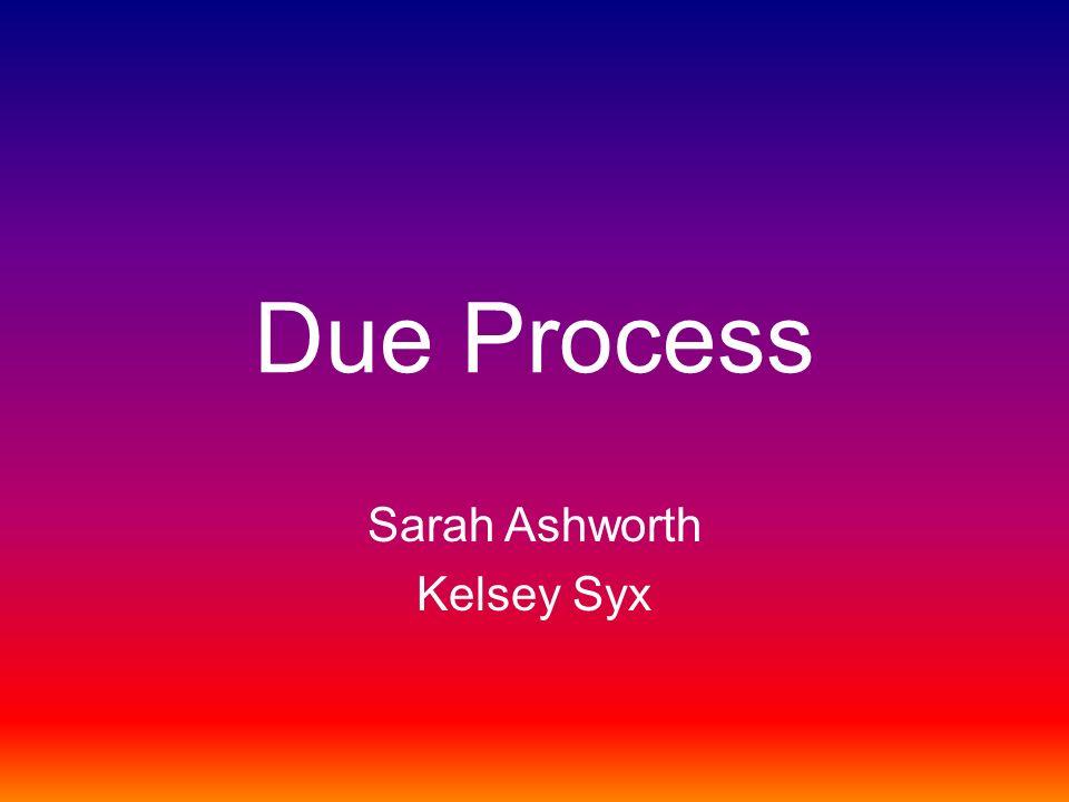 Sarah Ashworth Kelsey Syx