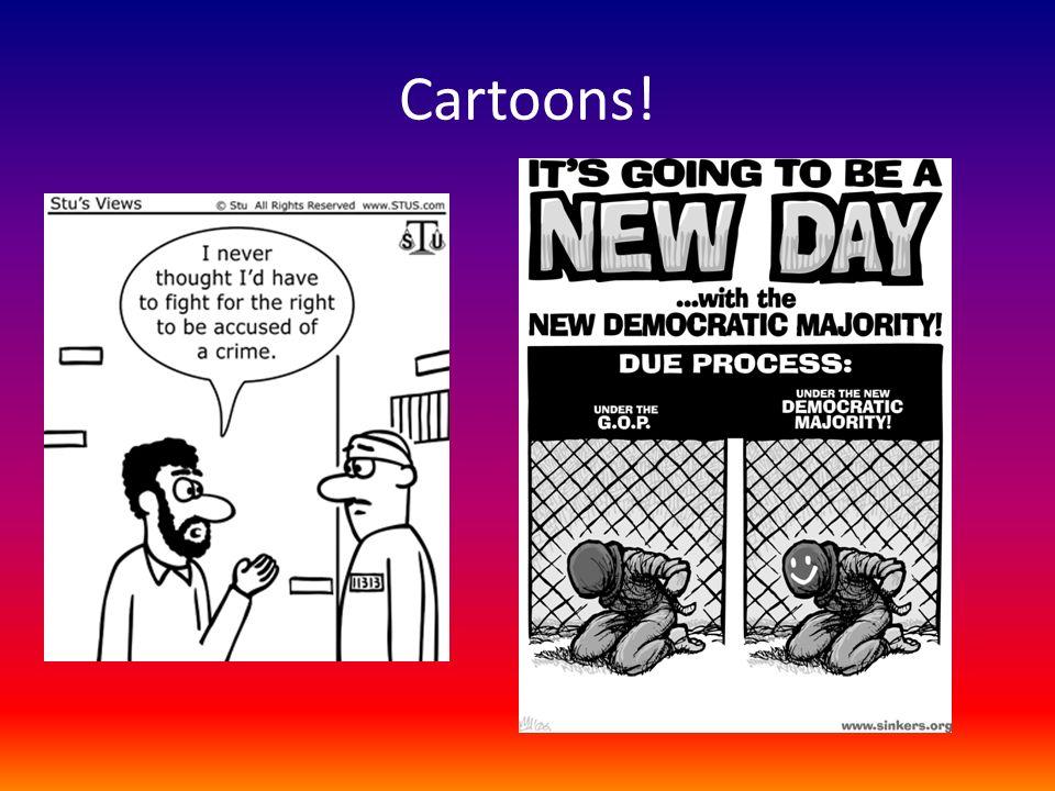 Cartoons!