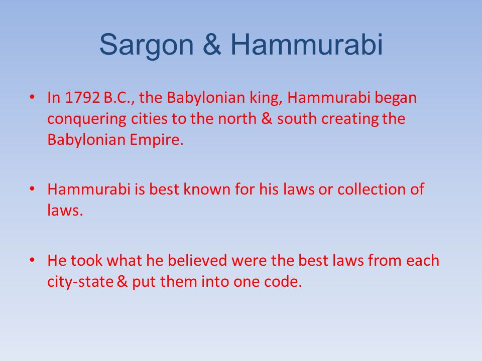 were hammurabi s code of laws fair or unfair Voice your opinion about whether an eye for an eye compensation is a fair punishment debate the impact of its an old world value that has been lost because people are too cowardly to draw blood in the name of the law in the older times, this it is unfair to commit a crime without a consequence therefore the term an.