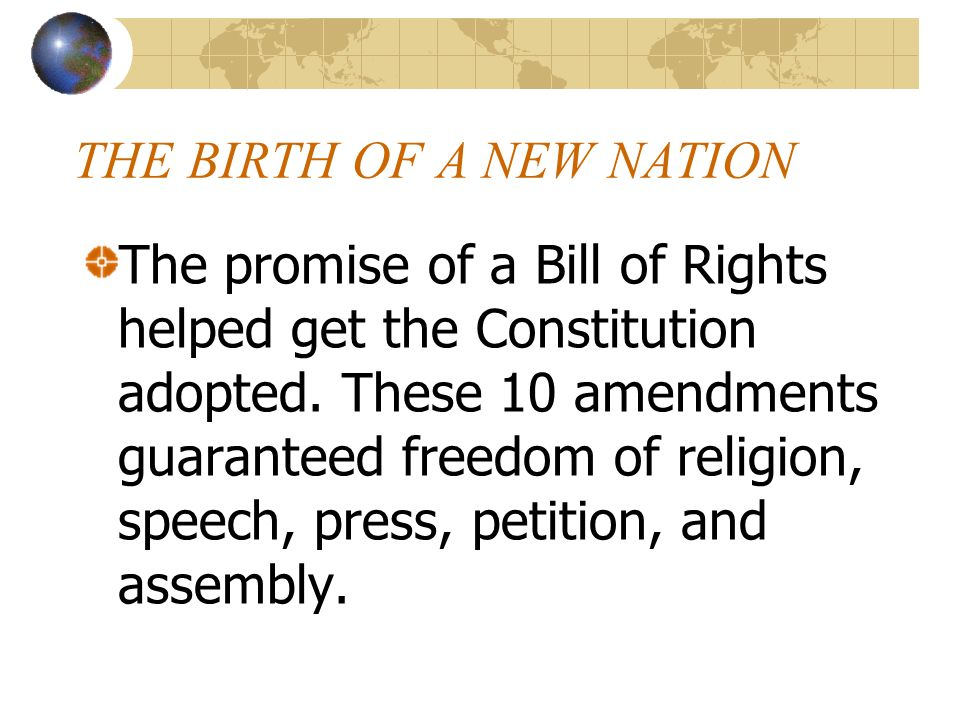 the guarantee of freedom of religion in the us constitution