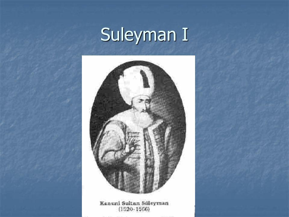 Suleyman I
