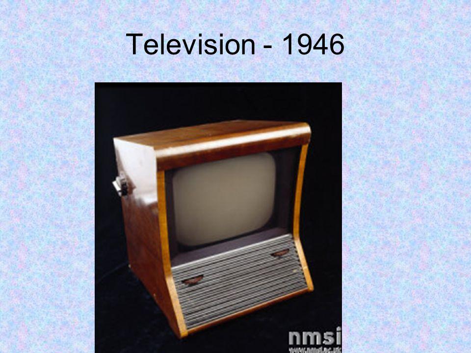 Television - 1946